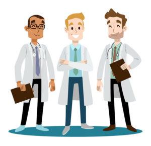 un comité scientifique valide l'orientation médicale de notre association